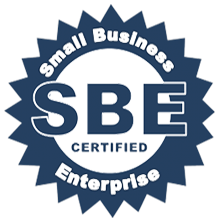SBE – Small Business Enterprise Logo